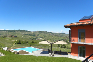 Piemont Bed and Breakfast Pool (1)
